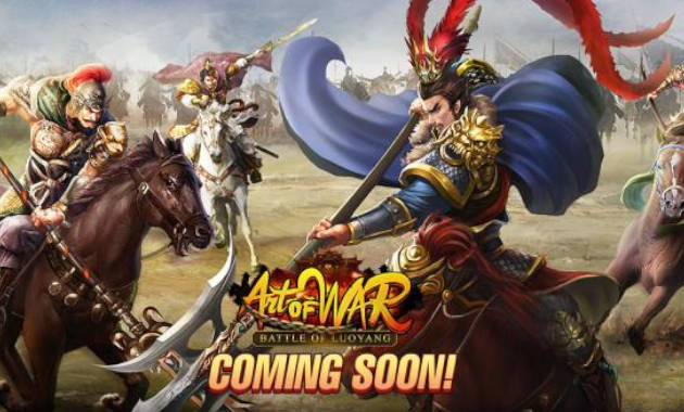 Game Android Asal Indonesia - Art of War: Battle of Luoyang