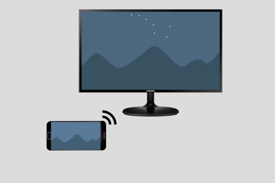Tips Mirroring HP Android ke Windows dan TV Paling Mudah